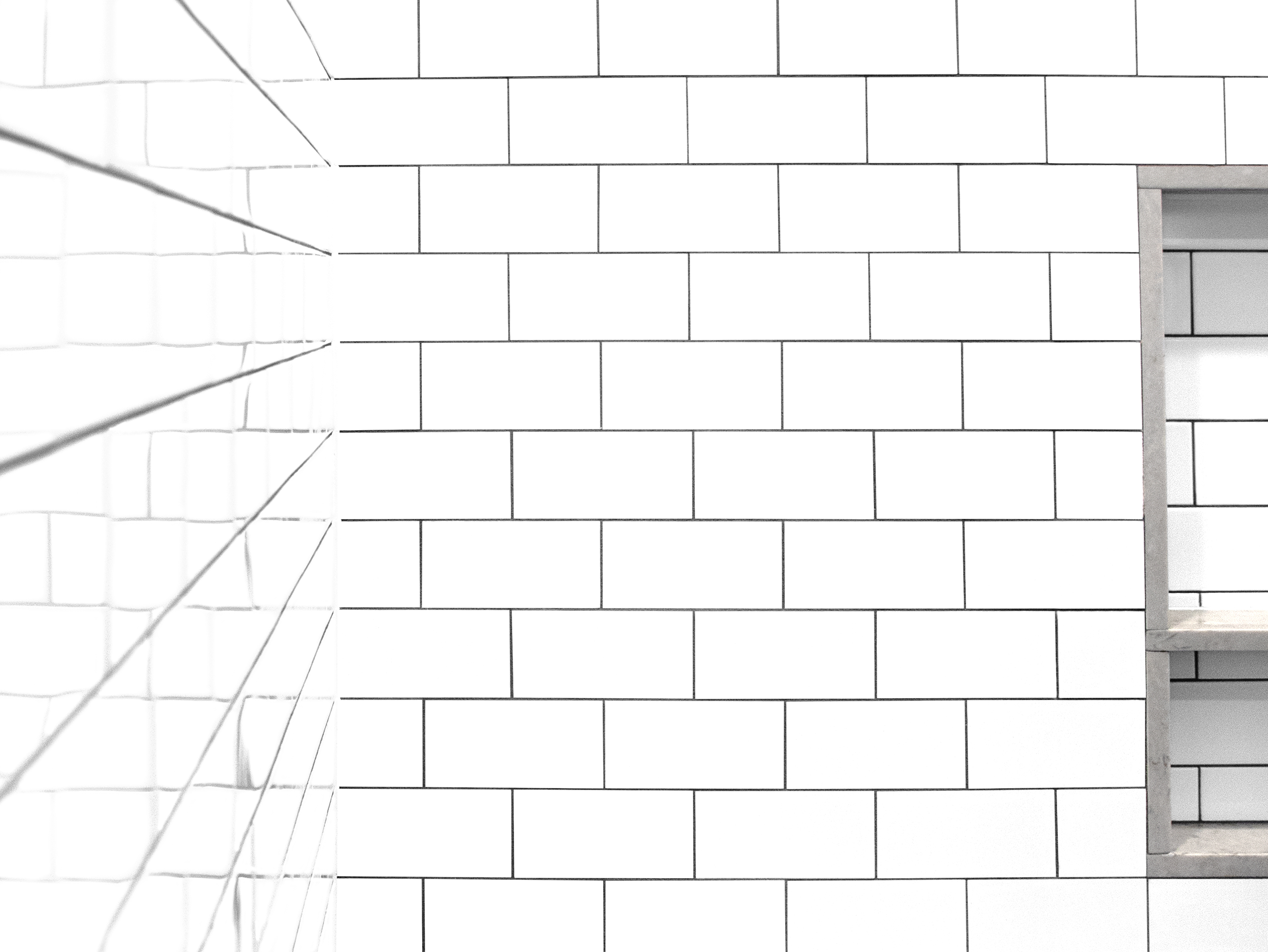 Thin Grout lines